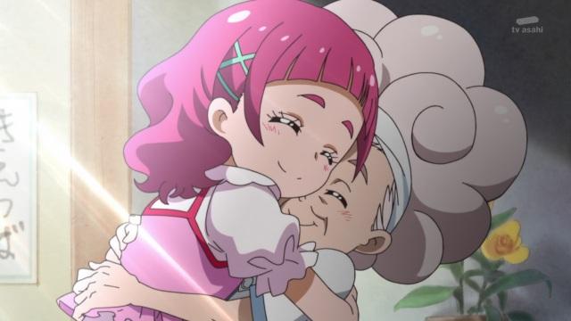 Hana and Grandmother