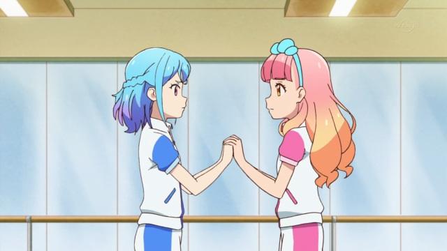 Mio and Aine