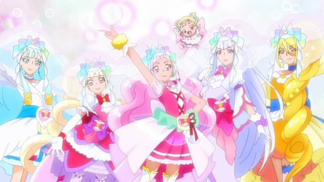 Pretty Cure Cheerful Style