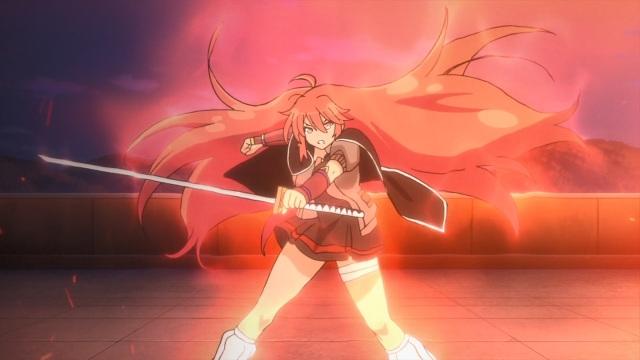 Crimson Homura