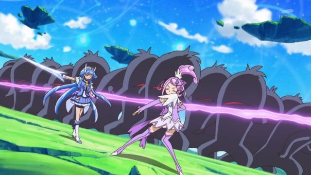 Cure Beauty & Cure Sword