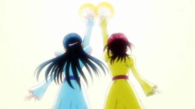 Michiru & Kaoru