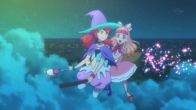 Witch & Idol