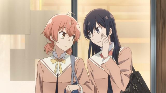 Yuu and Touko