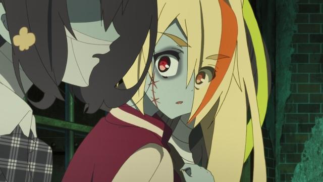 Ai and Saki