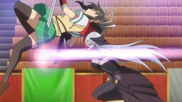 Asuka vs Senkou