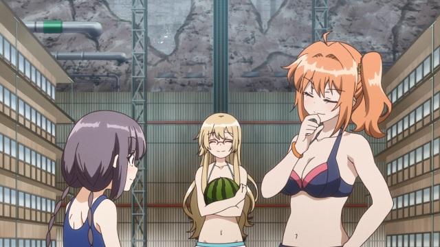 Byakko, Hatsume and Mei