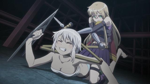 Hatsume vs Theresia