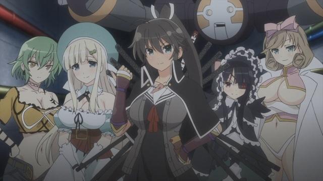 Homura's Crimson Squad