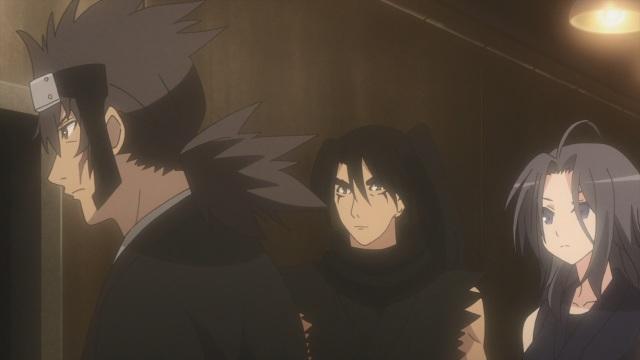 Kurokage, Hanzo and Yume