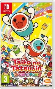 Taiko no Tatsujin Drum 'n' Fun!