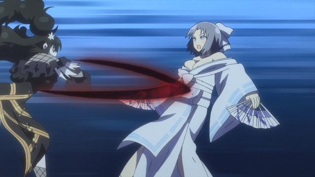 Fubuki vs Yumi