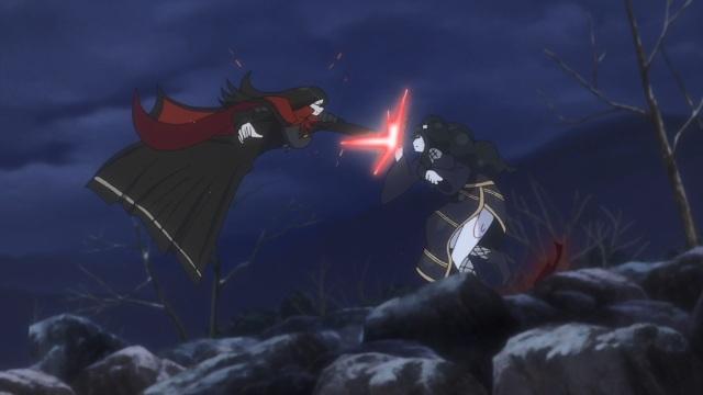 Kagura vs Fubuki