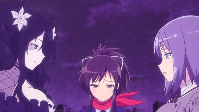 Fubuki, Asuka & Yumi
