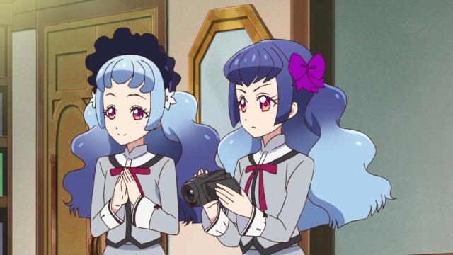 Shirayuri twins