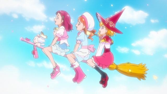 Hana, Ichika & Mirai