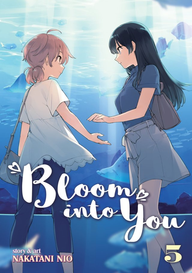 bloom into you volume 5