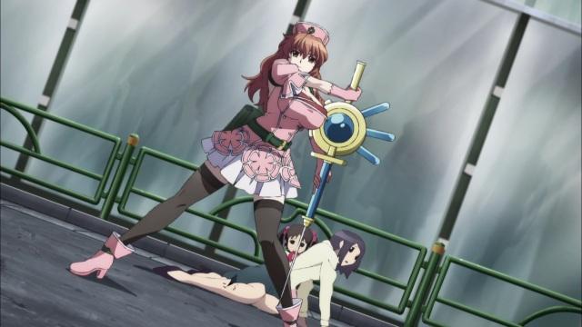 magical girl war nurse kurumi