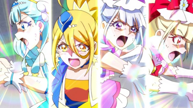 precure never give up