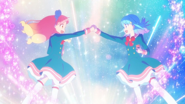 Aine and Mio