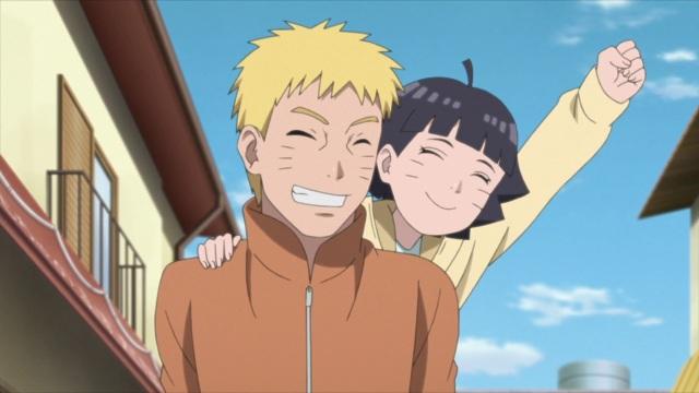 BNNG - Naruto & Himawari