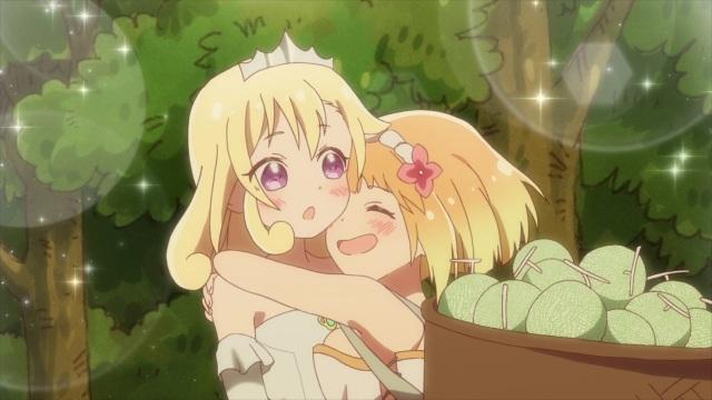 Fai hugs Rona