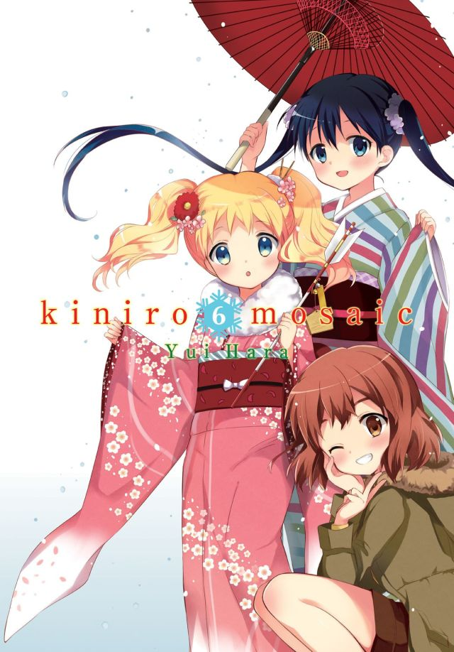 Kiniro Mosaic Volume 6