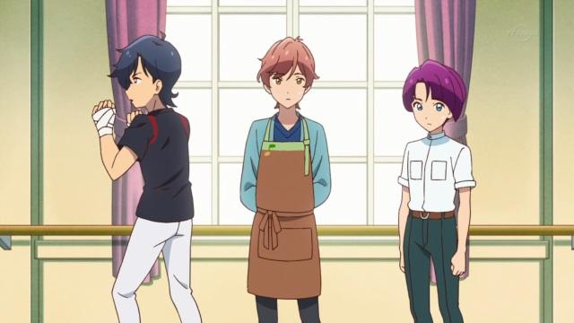 Maito, Kazune & Kagami