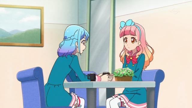 Nervous Mio & Aine
