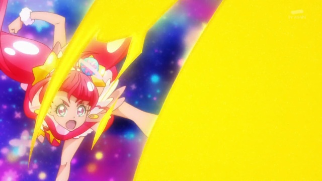 PreCure Star Punch