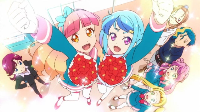 Pure Palette, Honey Cat, Tamaki, Chiharu & Ken