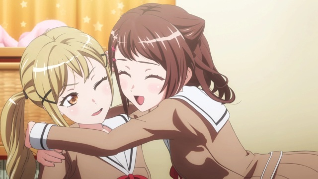 Arisa and Kasumi