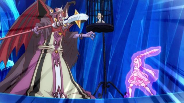 Demon Lord vs Yusha