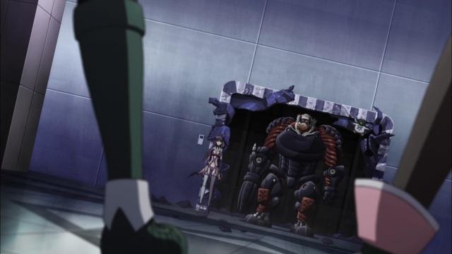 Enemies enter the base