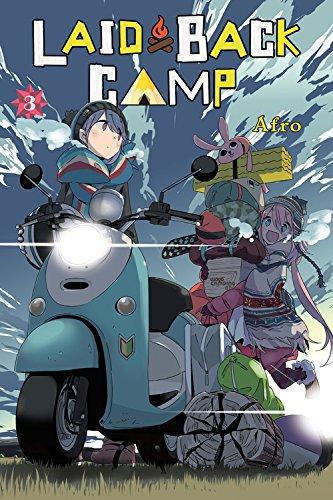 Laid-Back Camp Volume 3
