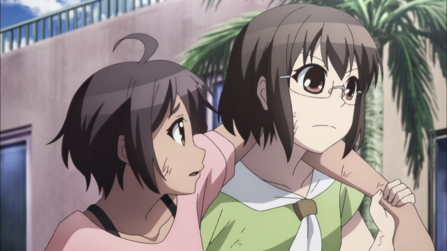 Nozomi and Sayako
