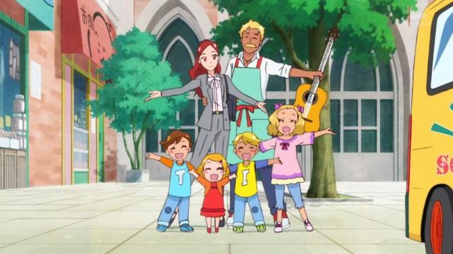 Amamiya Family