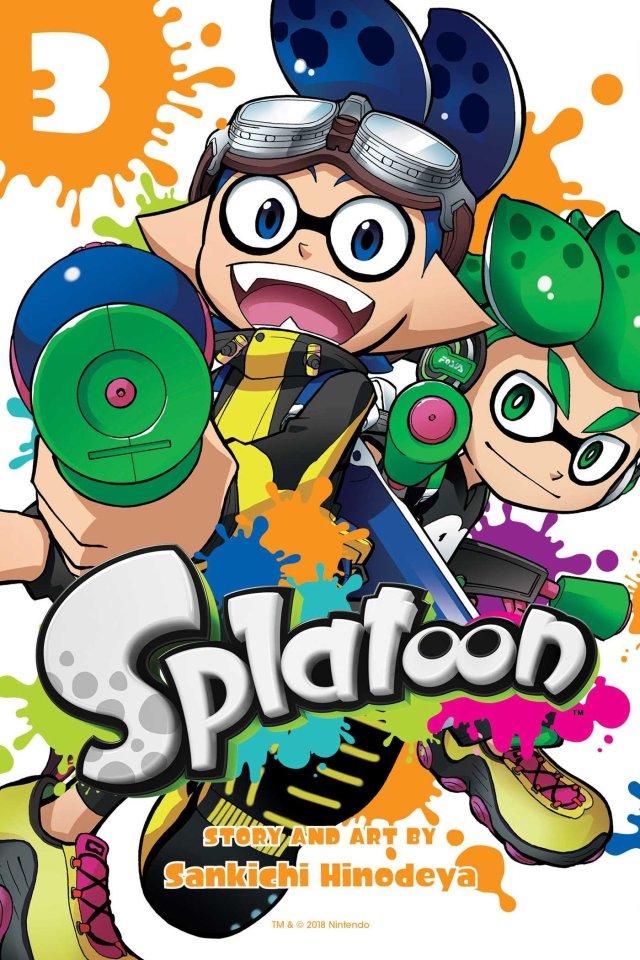 Splatoon Volume 3