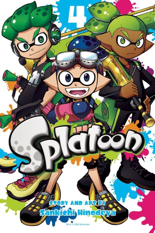 Splatoon Volume 4