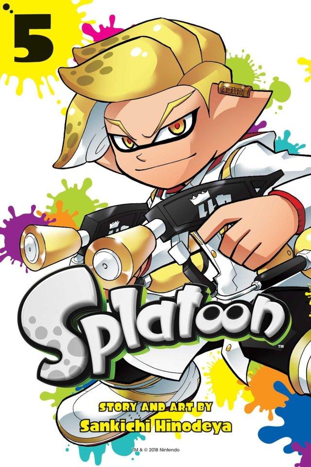 Splatoon Volume 5