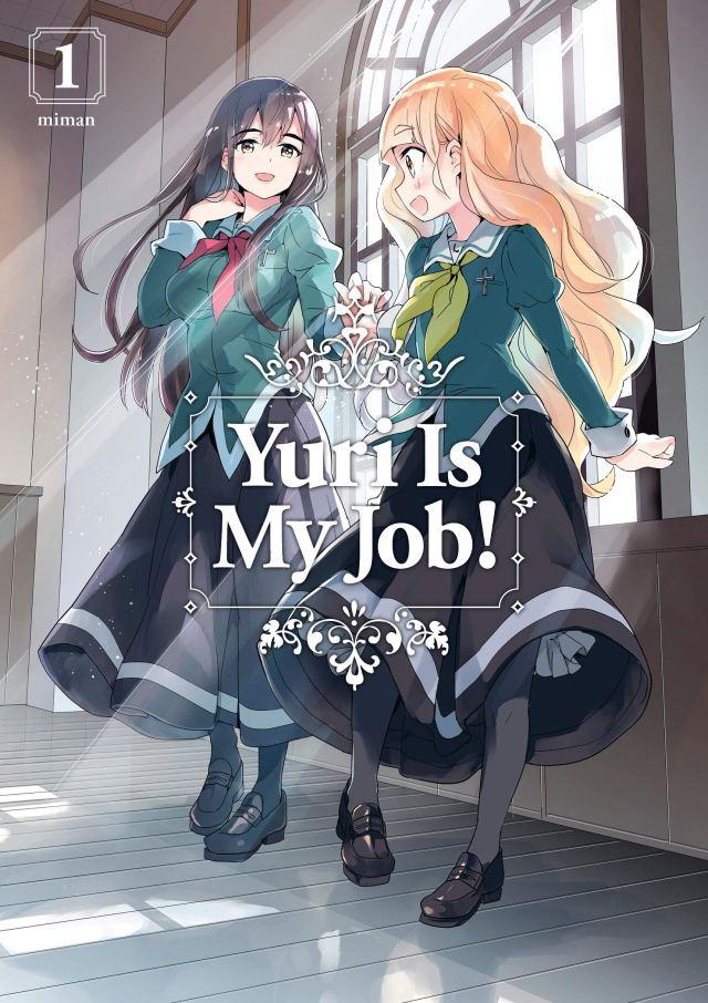 Yuri Is My Job! Volume 1