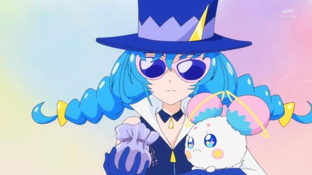 Blue Cat & Fuwa