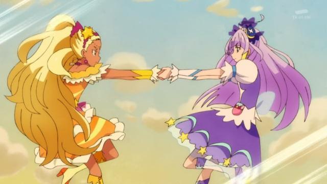 Cure Soleil & Cure Selene