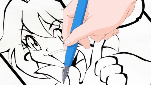 Terumi's Manga