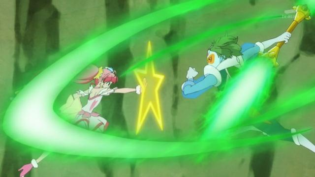 Cure Star vs Kappard