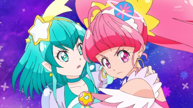 Cure Milky & Cure Star