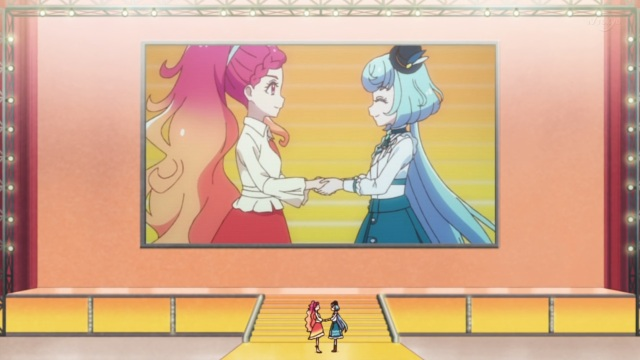Hibiki and Alicia