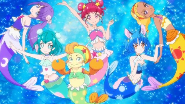 Mermaids