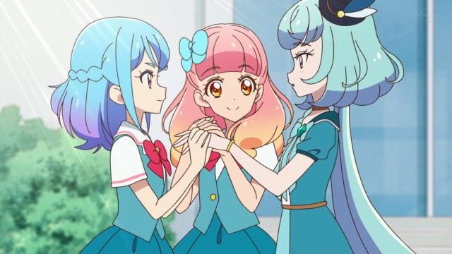 Mio, Aine & Alicia