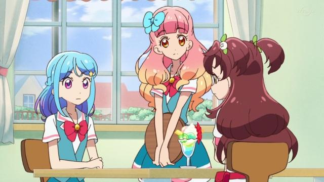 Mio, Aine and Wakaba